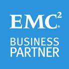 EMC Business Partner Logo